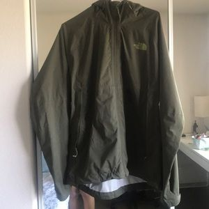 The North Face Men's Allproof Stretch HoodedJacket